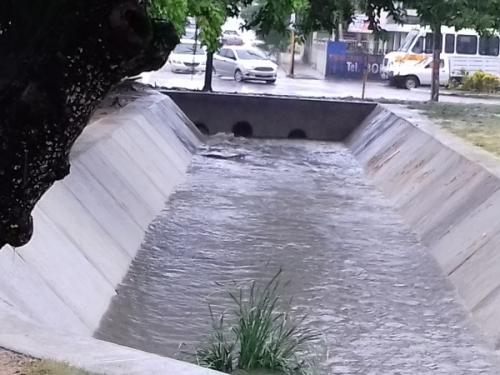 Pronostican lluvias intensas toda la semana en la zona