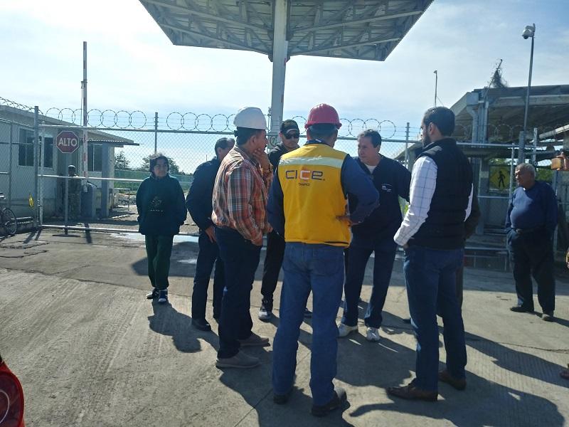 Bloquean vecinos de la Guadalupe Victoria acceso a Muelle de Metales - EnLíneaDirecta.info