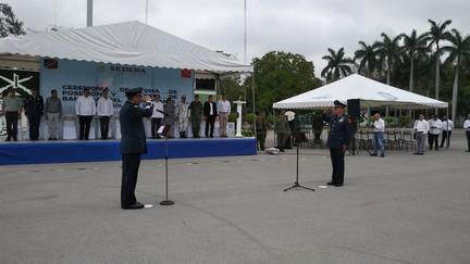 Nicasio Solis Doroteo nuevo comandante del 15/vo. Batallón de Infanteria