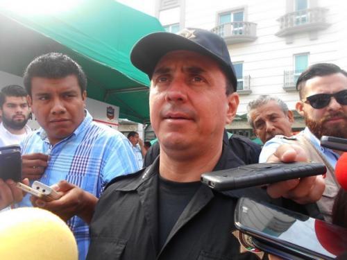 Alejandro Beaven nuevo coordinador de la Policía Estatal en la zona sur