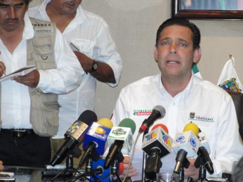 #ALERTA ADN Detienen al ex gobernador de Tamaulipas, Eugenio Hernández