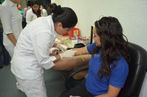 Concientizar a la población para donar sangre