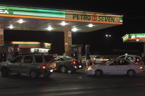 Suspende venta el 85% de gasolineras en frontera de Tamaulipas