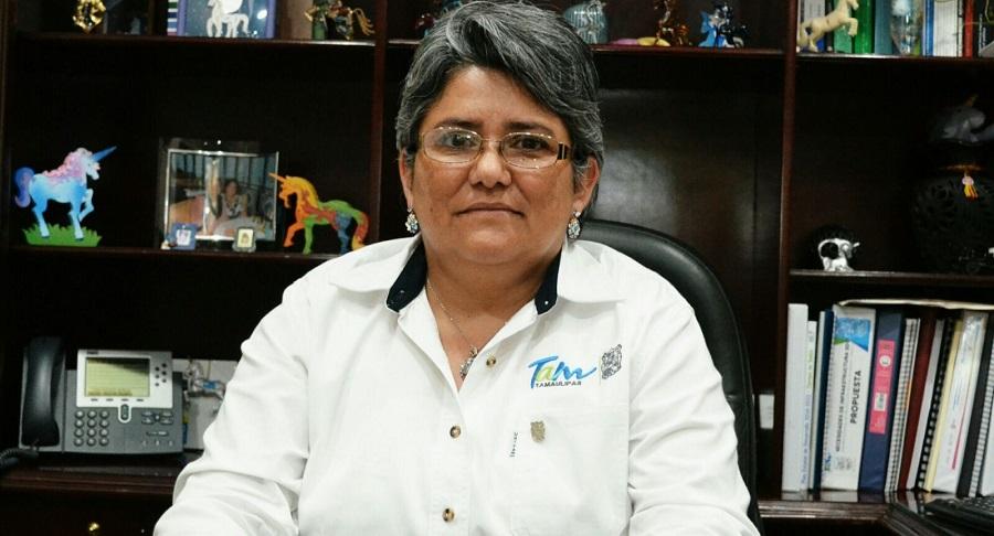 Designan nueva Secretaria de Salud en Tamaulipas