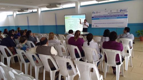 Arrancan programa contra dengue, zika y chikungunya