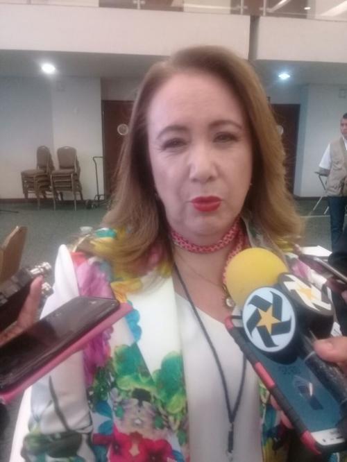 œYa no habrá intocables: Yasmín Esquivel Mossa.