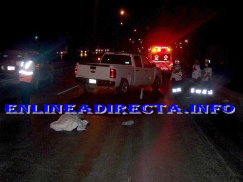 Mueren dos policías de Tamaulipas en accidente carretero
