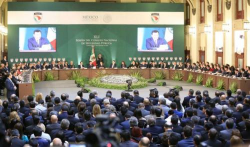 Nacional | Ofrece Peña apoyo a vÃctimas de Tultepec