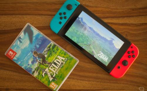 Nintendo ha distribuido 7,63 millones de Switch, superando un 30% las expectativas