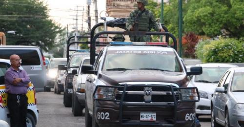 Por cada 100 mil habitantes hay 231 policías y agentes de tránsito