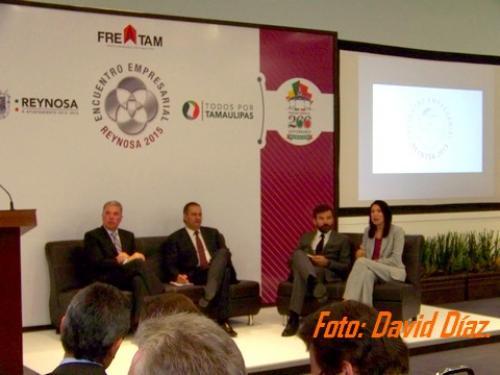 Realizan primer encuentro empresarial 2015
