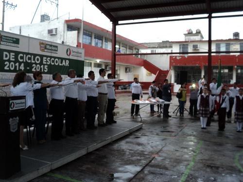 Regresan a Clases en Madero 45 mil Estudiantes