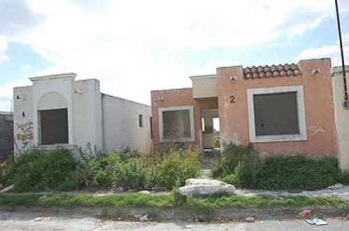 Abandonadas 6 mil casas del Infonavit