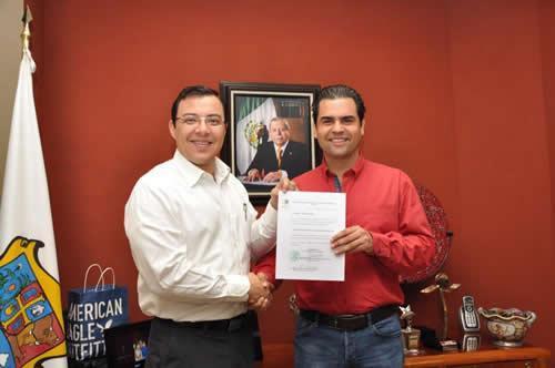 Jorge Barba, coordinador de fondos municipales