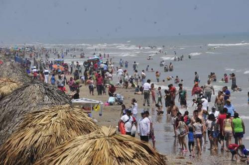 En periodo vacacional en playa Bagdad se atendieron 775 servicios y se lamenta la tercer victima por inmersión