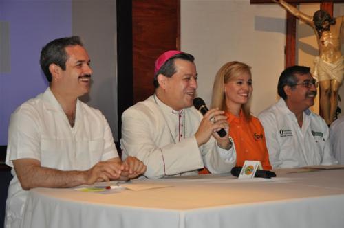 Se unen Gobierno, Sociedad e Iglesia por Un México sin Hambre