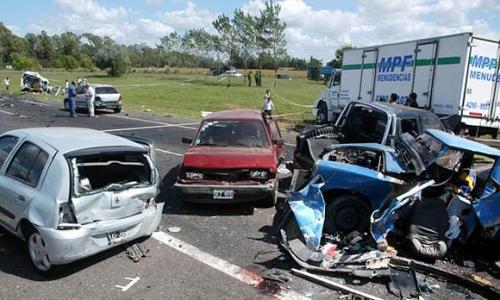 Llaman a conducir con precaución en carreteras