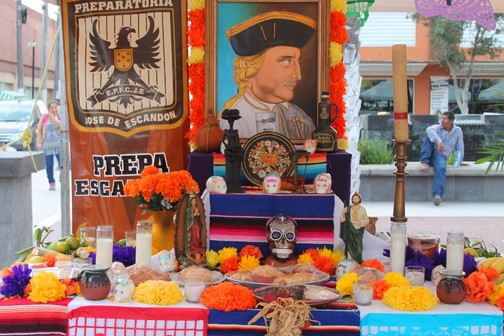 Alzan Altar A Don Jose De Escandon Enlineadirecta Info