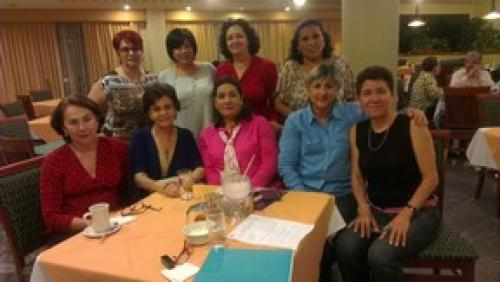 Amprotac celebra voto femenino en México