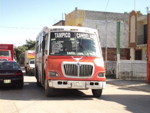 Reconoce Stomci de Madero que choferes no respetan a personas con discapacidad