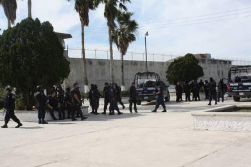 Internos del Penal de Matamoros podrían tener  una Universidad