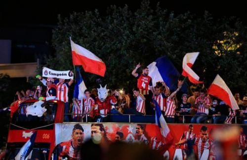 Chivas y Tigres aportan jugadores al Equipo Ideal