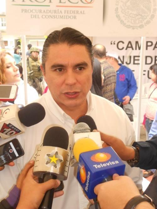 Profeco suspendió  actividades a Casa de Empeño en Tampico