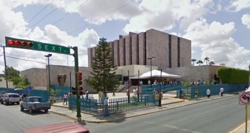 Intentan robar a gemelitas del IMSS en Matamoros