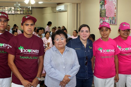 Academia œJosé Cadena apoya jornada ecológica en Reynosa