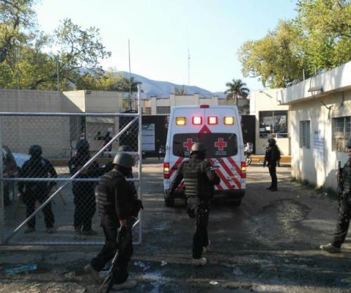 Reportan enfrentamiento en el penal de Ciudad Victoria
