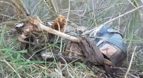 Aparece estudiante muerto en Rancho donde se hacían ritos satánicos