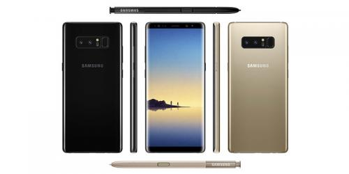 ¿El Samsung Galaxy Note 8 tendrá Force Touch?