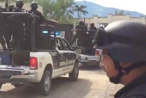 Tiroteo en penal de Ciudad Victoria dejó 7 muertos; 3 eran policías
