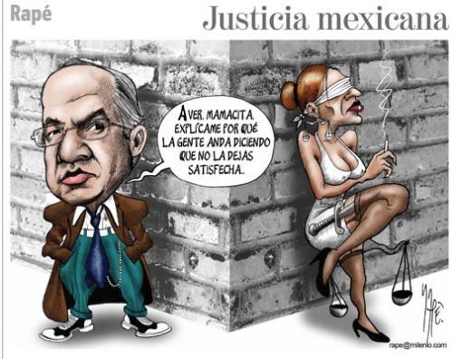 Diputados  Mexicanos trabajando Rape_justicia