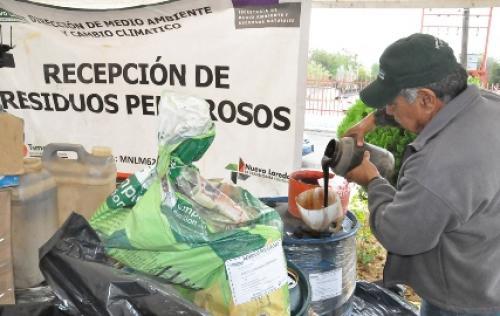 Gobierno Municipal recolectará Residuos Peligrosos y Electrónicos viernes y sábado