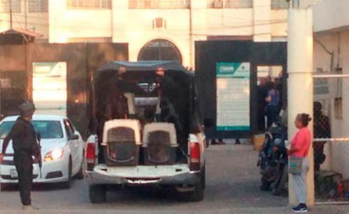 Recapturan a 2 reos fugados de penal de Tamaulipas