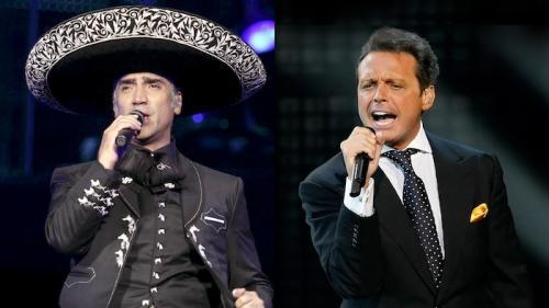Aseguran que Alejandro Fernández ya retiró su demanda contra Luis Miguel