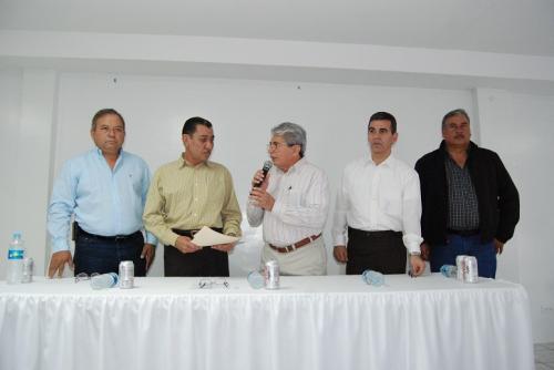 Javier Hernández electo en Sindicato de Maquiladoras