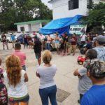 Familias de la colonia Obrera realizan vigilancia para evitar robos