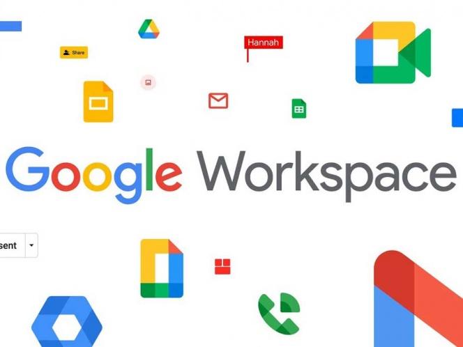 Google presentó 'Workspace', la evolución del servicio en la nube