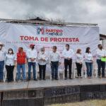 Toma de protesta las y los candidatos a la alcaldía, diputaciones federales y locales del PRI