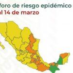 En marzo Tamaulipas seguirá en semáforo amarillo
