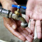Victoria sin agua; falla interrumpe el servicio al 70% de la ciudad