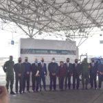 Visita aduana de N. Laredo Administrador General de Aduanas