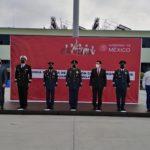 Realizan cambios de mando en Guarnición Militar en Matamoros