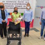 DIF Reynosa atiende peticiones de la ciudadanía