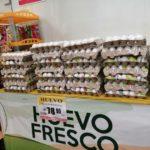 Huevo alcanza precio récord: 78 pesos