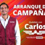 Carlos Peña Ortiz, iniciara su campaña a la alcaldía por Reynosa