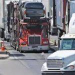 """""""Sigue el robo de camiones de carga con incremento del 14%"""": Canacar."""
