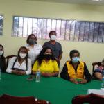 Seguridad principal demanda de socios de la CANACOPE a la Marigel Vázquez